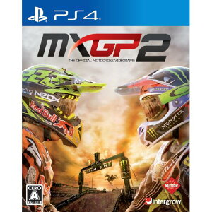 【送料無料】インターグロー MXGP2 - The Official Motocross Vi…
