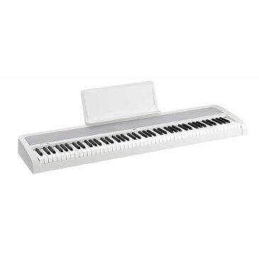コルグ 電子ピアノ ホワイト B1-WH [B1WH]