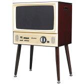 【送料無料】ドウシシャ 20V型ハイビジョン液晶テレビ ヴィンテージシリーズ ダークブラウン VT203-BR [VT203BR]【KK9N0D18P】【RNH】