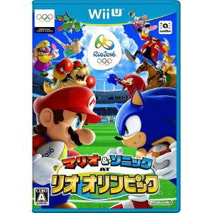 【送料無料】任天堂 マリオ&ソニック AT リオオリンピック【Wii U専用】 WUPPABJ…