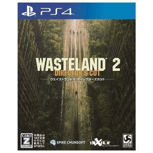 【送料無料】スパイク・チュンソフト ウェイストランド2 ディレクターズ・カット【PS4】 PL…