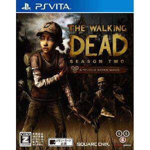 【送料無料】スクウェア・エニックス ウォーキング・デッド シーズン2【PS Vita】 VLJ…