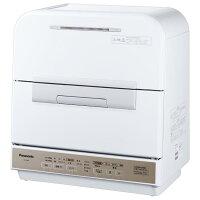 パナソニック食器洗い乾燥機ホワイトNP-TME4-W