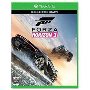 【送料無料】マイクロソフト FORZA HORIZON 3 通常版【Xbox One】 PS7…