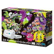 【送料無料】任天堂 Wii U スプラトゥーン セット(amiibo アオリ・ホタル付き) WUPSWAHT [WUPSWAHT]