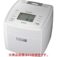 三菱IH炊飯ジャー(1升炊き)ピュアホワイトNJ-VE187-W
