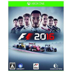 【送料無料】ユービーアイソフト F1 2016【Xbox One】 JES100441 [JE…