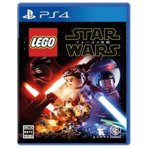 【送料無料】ワーナー ブラザース ジャパン LEGO スター・ウォーズ/フォースの覚醒【PS4…