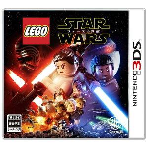 【送料無料】ワーナー ブラザース ジャパン LEGO スター・ウォーズ/フォースの覚醒【3DS…