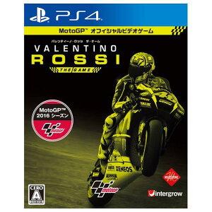 【送料無料】インターグロー バレンティーノ・ロッシ・ザ・ゲーム【PS4】 PLJM80177 …