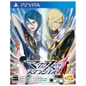 【送料無料】バンダイナムコエンターテインメント マクロスΔスクランブル【PS Vita】 VL…