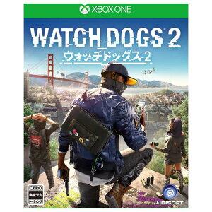 【送料無料】ユービーアイソフト ウォッチドッグス2【Xbox one】 JES100444 […