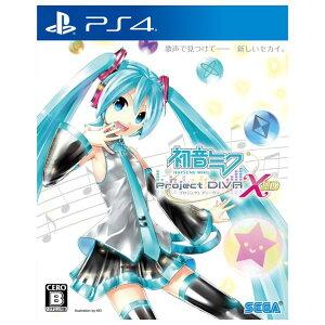 【送料無料】セガゲームス 初音ミク -Project DIVA- X HD【PS4】 PLJM…