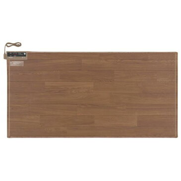 パナソニック ホットカーペット(1畳相当) かんたん床暖 木目 ブラウン色 DC-1V4-MT [DC1V4MT]【RNH】
