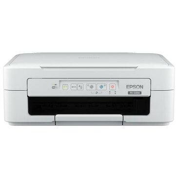 エプソン インクジェット複合機 Colorio ホワイト PX-049A [PX049A]【RNH】【NOZSD】【MRPT】