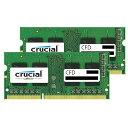 楽天【送料無料】CFD DDR3L-1600対応 ノートPC用メモリ 204pin SO-DIMM(4GB×2枚組) CFD Selection Crucial by Micron W3N1600CM-4G [W3N1600CM4G]