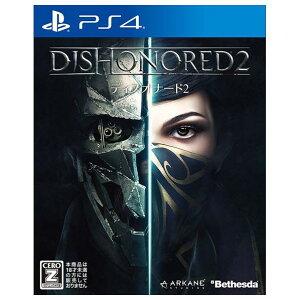 【送料無料】ベセスダ・ソフトワークス Dishonored 2【PS4】 PLJM84078 …