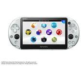【送料無料】SIE PlayStation Vita Wi-Fiモデル シルバー PCH2000ZA25 [PCH2000ZA25]