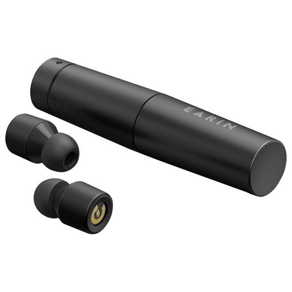 【送料無料】EARIN 超軽量・超小型 Bluetooth対応ワイヤレスイヤフォン M-1 Black EI-2002 [EI2002] 全てがワイヤレス。EARIN M-1 超軽量・超小型タイプのBluetooth対応ワイヤレスイヤフォン。