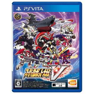 【送料無料】バンダイナムコエンターテインメント スーパーロボット大戦V【PS Vita】 VL…