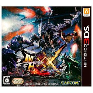 【送料無料】カプコン モンスターハンターダブルクロス【3DS】 CTRPAGQJ [CTRPA…