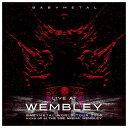 ビーエムドットスリー BABYMETAL / 「LIVE AT WEMBLEY」BABYMETAL WORLD TOUR 2016 kicks off at THE SSE ARENA WEMBLEY 【CD】 EMU-211680 [EMU211680]【WMFS】