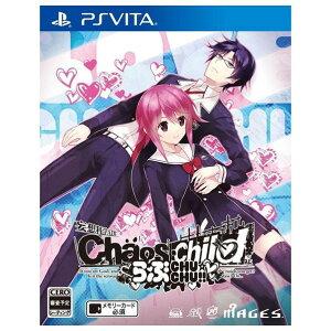 【送料無料】5pb. CHAOS;CHILD らぶchu☆chu!!【PS Vita】 VLJ…