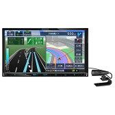 【送料無料】KENWOODケネックス 地上デジタルTVチューナー/Bluetooth内蔵 DVD/USB/SD AVナビゲーションシステム 彩速ナビ MDV-L504 [MDVL504]【RNH】