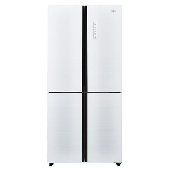 ホワイト 冷凍冷蔵庫 冷蔵庫 468L 【送料無料】 JR-NF468A-W 4ドア 【配送&設置無料】 ハイアール 【KK9N0D18P】 フレンチタイプ 両開き