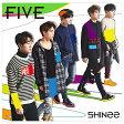 ユニバーサルミュージック SHINee / FIVE 【CD】 UPCH-20445 [UPCH20445]