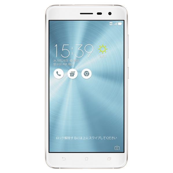すべてはその一瞬をとらえるために。【送料無料】ASUS SIMフリースマートフォン ZenFone 3 パー...