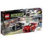 レゴジャパン LEGO スピードチャンピオン 75874 シボレー カマロ ドラッグレース 75874シボレ-カマロドラツクレ-ス [75874シボレ-カマロドラツクレ-ス]