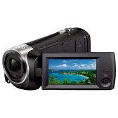【送料無料】SONY 32GB内蔵メモリー デジタルHDビデオカメラレコーダー ハンディカム ブラック HDR-CX470 B [HDRCX470B]