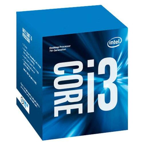 INTEL intel CPU Core i3-7300 Kabylake-S BX80677I37300 [BX80677I37300]