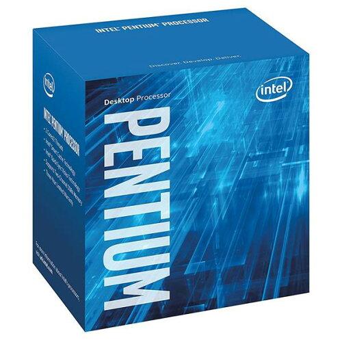 INTEL intel CPU Pentium-G4600 Kabylake-S BX80677G4600 [BX80677G4600]