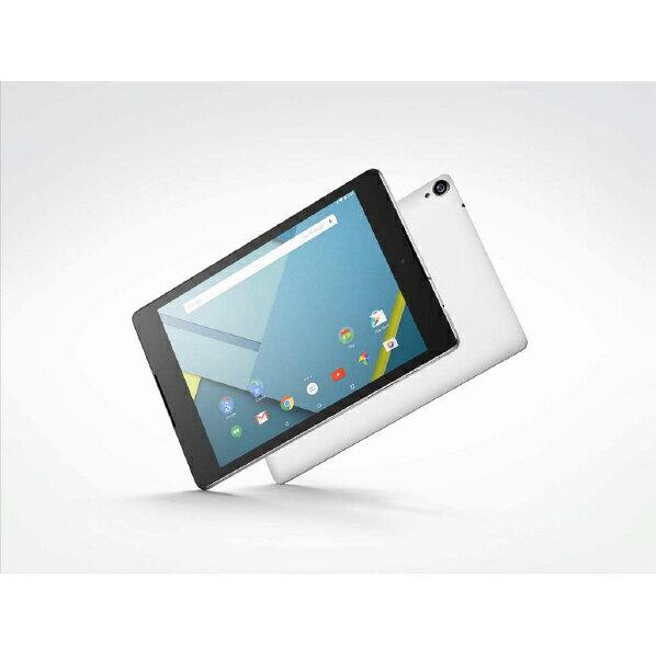 HTC Android 5.0 L搭載タブレット Nexus 9 ルナーホワイト 99HZF034-00 [99HZF03400]:エディオン