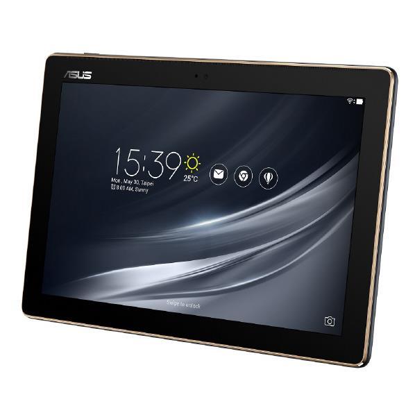 ASUS SIMフリータブレット ZenPad 10 ダークブルー Z301MFL-DB16 [Z301MFLDB16]:エディオン