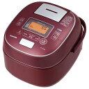 【送料無料】東芝 真空圧力IH炊飯ジャー(5.5合炊き) オリジナル ディープレッド RC-10VSE5(RS) [RC10VSE5RS]【RNH】