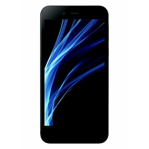 【送料無料】シャープ SIMフリースマートフォン AQUOS ブラック SHM05B [SHM05B]