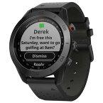 【送料無料】GARMIN GPSゴルフウォッチ Approach S60 Premium 010-01702-22 [0100170222]
