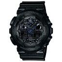 カシオ 腕時計 G-SHOCK ブラック GA-100CF-1AJF [GA100CF1AJF]【MMPT】