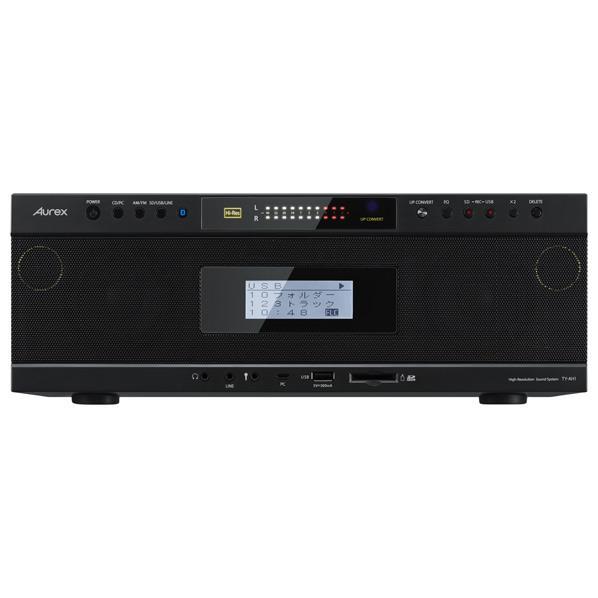 オーディオ, ラジカセ  CD Aurex TY-AH1(K) TYAH1KRNHSPMS