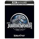 NBC ユニバーサル ジュラシック・ワールド [4K ULTRA HD+Blu-rayセット] 【B