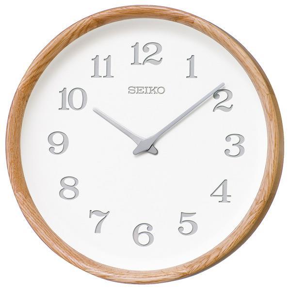 SEIKO 電波掛時計 nu・ku・mo・ri KX239A [KX239A]【KNSHA】