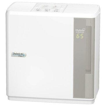 ダイニチ ハイブリッド式加湿器 ホワイト HD-3018-W [HD3018W]【RNH】