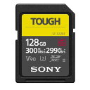 SONY 128GB SDカード TOUGH SF-G128T [SFG128T