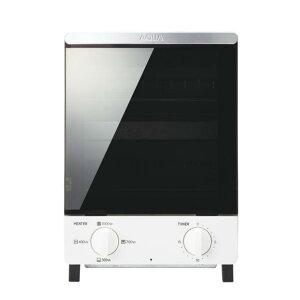 AQUA オーブントースター ホワイト AQT-WT12(W)の写真