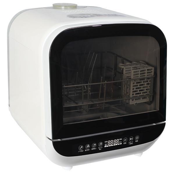 SKジャパン 食器洗い乾燥機 Jaime (ジェイム) ホワイト SDW-J5L(W) [SDWJ5LW]