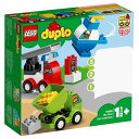 レゴジャパン LEGO デュプロ 10886 はじめてのデュプロ いろいろのりものボックス 10886イロイロノリモノボツクス [10886イロイロノリモノボツクス]