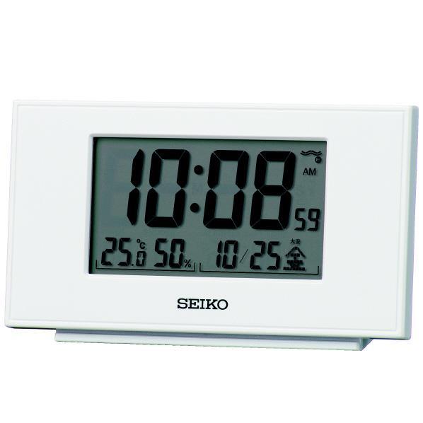 置き時計・掛け時計, 置き時計 SEIKO SQ790W SQ790WOCPT